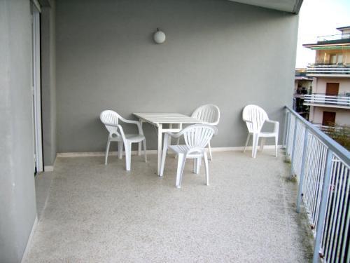 Terrazza - Appartamento bicamere in affitto a Grado Città Giardino