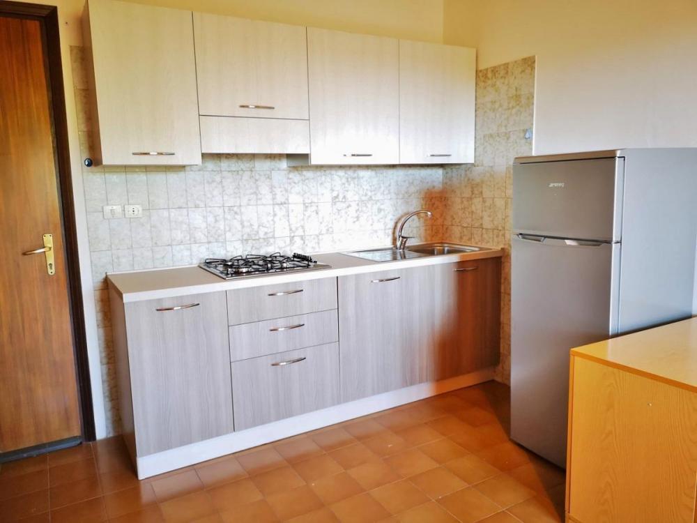 Angolo cottura - Appartamento monocamera in affitto a Grado Città Giardino