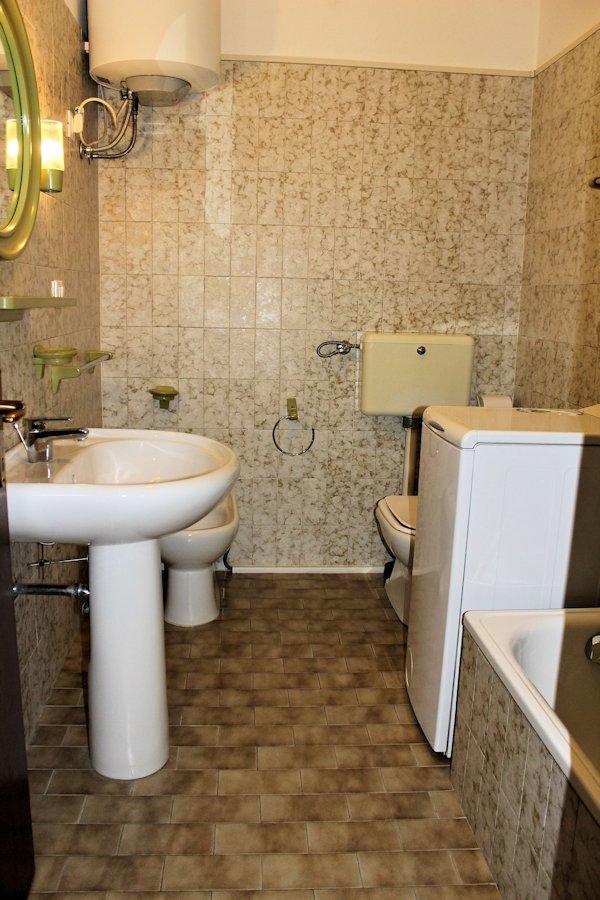 Bagno - Appartamento monocamera in affitto a Grado Città Giardino