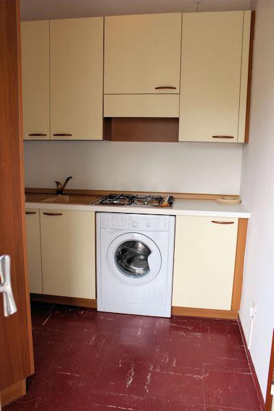 Cucinino - Appartamento bicamere in affitto a Grado Città Giardino