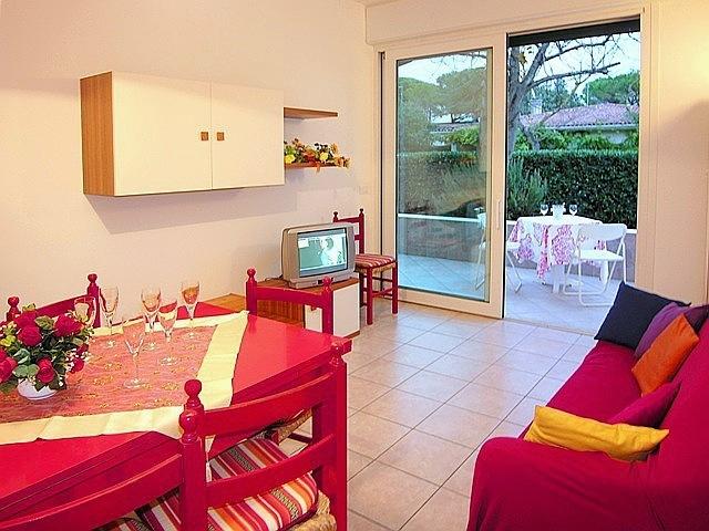 Villa quadrilocale in affitto a Bibione Lido dei Pini