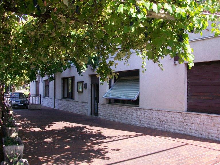 Facciata esterna - Casa pluricamere in vendita a San giovanni di duino