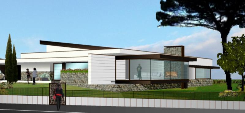 Casa plurilocale in vendita a san daniele del friuli ud for Piani casa moderna collina