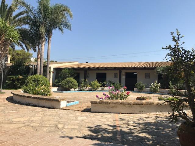 Villa trilocale in affitto a Torretta granitola